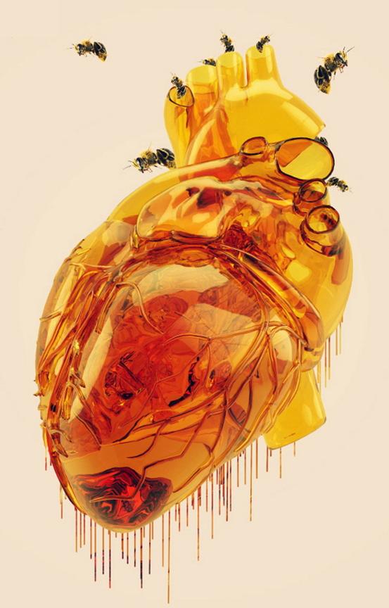 عسل تقویت کننده قلب